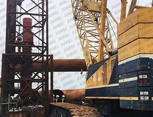 JWD138筒式柴油锤
